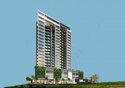 Gallery Cover Image of 1456 Sq.ft 3 BHK Apartment for buy in Tricity Eros, Kharghar for 16100000