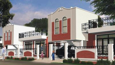 Gallery Cover Image of 990 Sq.ft 2 BHK Independent House for buy in Pushpanjali Baikunth Villa, Vrindavan for 3600000