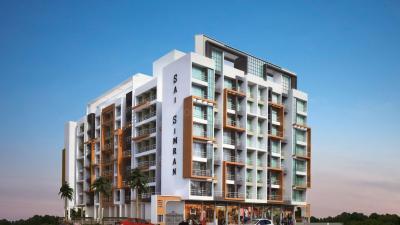 Gallery Cover Image of 625 Sq.ft 1 BHK Apartment for rent in Yashraj Sai Simran, Karanjade for 7500