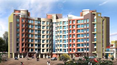 Gallery Cover Image of 860 Sq.ft 2 BHK Apartment for buy in Agarwal Gokul Solitaire, Virar West for 5000000