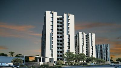 Gallery Cover Image of 851 Sq.ft 2 BHK Apartment for rent in Parishkaar II Phase 2, Amraiwadi for 13000