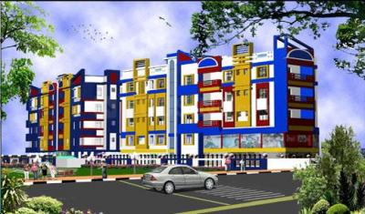 Gallery Cover Image of 1450 Sq.ft 4 BHK Apartment for rent in Rajwada Windsor Greens, Garia for 17000
