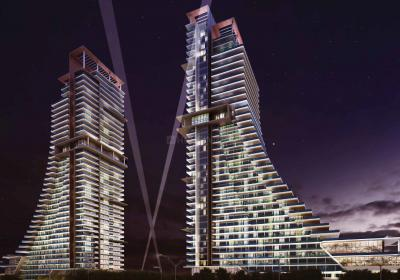 Gallery Cover Pic of Amanora Gateway Towers 98 And 99