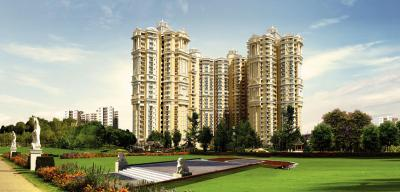 Gallery Cover Image of 1020 Sq.ft 2 BHK Apartment for buy in The Romano, Sector 118 for 5100000