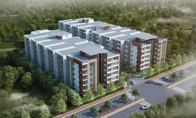 Gallery Cover Image of 2025 Sq.ft 3 BHK Independent House for buy in EIPL Rivera, Manchirevula for 10530000