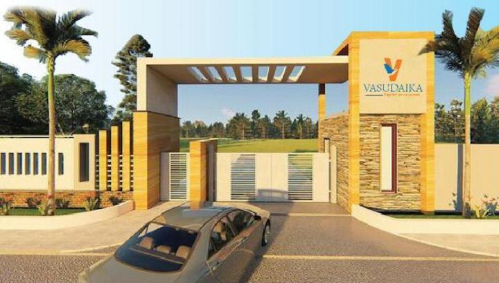 Gallery Cover Pic of Vasudaika Cosmo Celesse