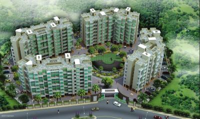 Gallery Cover Image of 660 Sq.ft 1 BHK Apartment for buy in Emperia Akshar Emperia Garden, Rasayani for 2000000