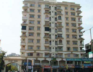 Gallery Cover Image of 563 Sq.ft 1 BHK Apartment for rent in Iscon JP Iscon Park, Satellite for 8000