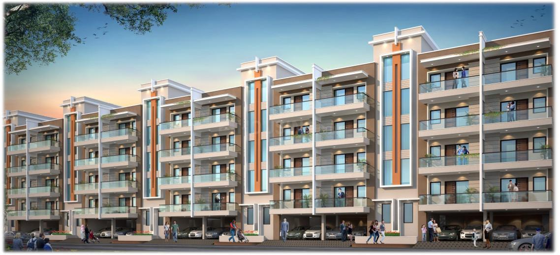 Gallery Cover Pic of Amolik Residency Apartment