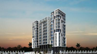 Gallery Cover Image of 1830 Sq.ft 2 BHK Apartment for buy in Aspirations Crescent, Kasba for 12800000