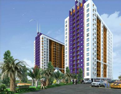 Gallery Cover Image of 1014 Sq.ft 2 BHK Apartment for buy in Ankur Palm Springs, Padi for 8400000