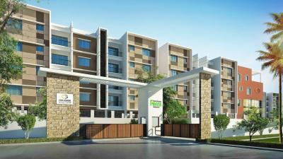Gallery Cover Image of 1062 Sq.ft 2 BHK Apartment for buy in Casagrand Ferns, Tambaram for 4500000