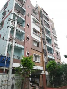 Gallery Cover Image of 1400 Sq.ft 2 BHK Apartment for buy in J.K Residency, Masab Tank for 6000000