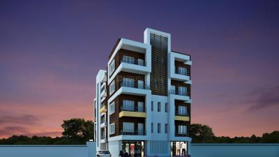 Gallery Cover Image of 676 Sq.ft 2 BHK Apartment for buy in Crown Maya Enclave, Konnagar for 1800000