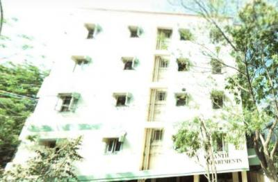 Gallery Cover Image of 635 Sq.ft 2 BHK Apartment for buy in Vasanth Apartments, Adyar for 6000000