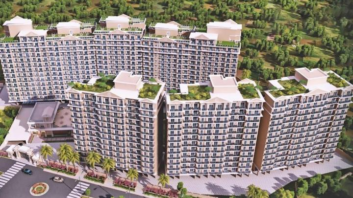 Project Image of 1013 Sq.ft 2 BHK Apartment for buyin Mira Road East for 7990000