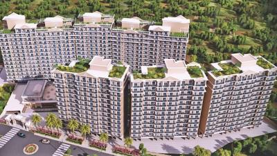 Gallery Cover Image of 769 Sq.ft 1 BHK Apartment for buy in J.K IRIS, Mira Road East for 7500000