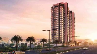 Gallery Cover Image of 700 Sq.ft 2 BHK Apartment for rent in Prima Upper East 97, Malad East for 27000