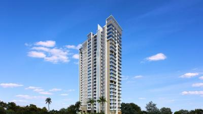 Gallery Cover Image of 1100 Sq.ft 2 BHK Independent Floor for buy in Romell Diva Apartments, Malad West for 18500000