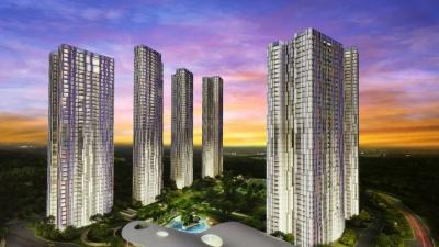3, 4 BHK Apartments