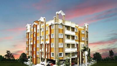 Gallery Cover Image of 852 Sq.ft 2 BHK Apartment for rent in Vinayak Pride, Garia for 13000