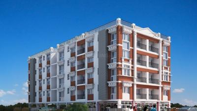 Gallery Cover Image of 450 Sq.ft 1 BHK Apartment for buy in Adonis Enclave, Panchpota for 1800000