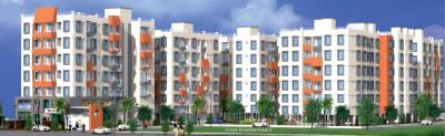 Gallery Cover Image of 1225 Sq.ft 3 BHK Apartment for rent in Shreshta Garden, Rajarhat for 13500