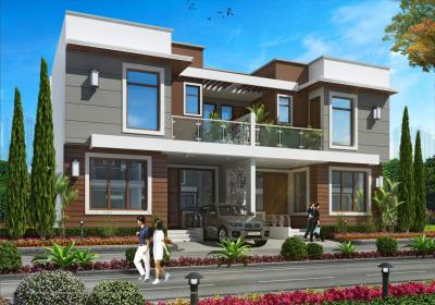 Gallery Cover Pic of Kingson Buildtech Green Villa
