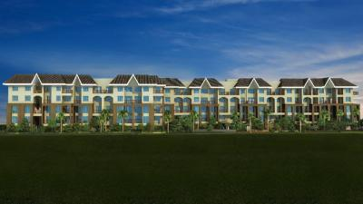 Gallery Cover Image of 1100 Sq.ft 2 BHK Apartment for rent in La Cabana, Sus for 14000