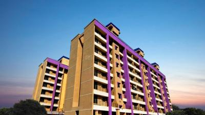Gallery Cover Image of 535 Sq.ft 1 BHK Apartment for rent in Rashmi Star City, Naigaon East for 6000