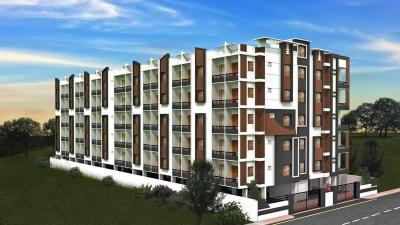Gallery Cover Image of 625 Sq.ft 1 BHK Apartment for buy in Nestle Unique Homes - II, Sector 110 for 1610000