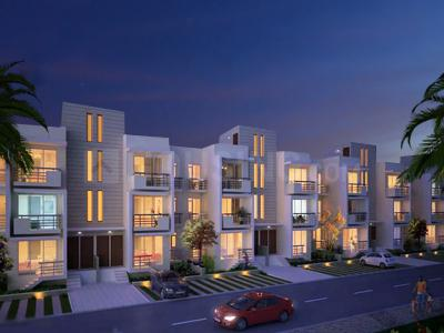 Gallery Cover Image of 2200 Sq.ft 3 BHK Villa for buy in Eros Rosewood Villas, Sector 49 for 25000000