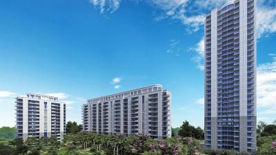 Gallery Cover Image of 2105 Sq.ft 3 BHK Apartment for rent in DLF The Ultima, Sector 81 for 37000