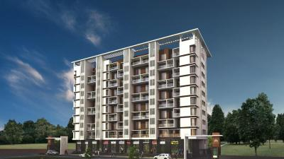 Gallery Cover Image of 642 Sq.ft 1 BHK Apartment for buy in Legacy Tranquil Park, Lohegaon for 3320000