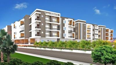 Gallery Cover Image of 971 Sq.ft 2 BHK Apartment for buy in DSMAX SONATA, Jalahalli West for 3400000