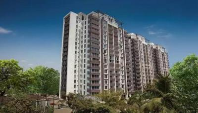 Gallery Cover Image of 2800 Sq.ft 4 BHK Apartment for rent in Appaswamy Cerus, Virugambakkam for 80000