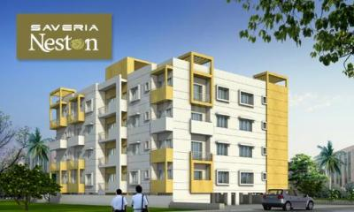 Gallery Cover Image of 1225 Sq.ft 2 BHK Apartment for buy in Neston, Battarahalli for 4500000