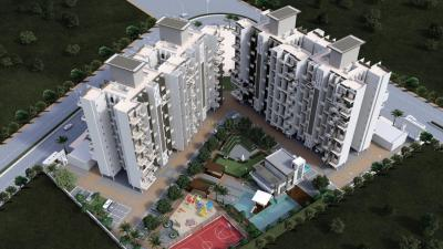 Gallery Cover Image of 1200 Sq.ft 3 BHK Apartment for rent in Pristine Prolife II, Wakad for 25000