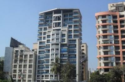 Gallery Cover Image of 1500 Sq.ft 3 BHK Apartment for rent in RNA Azzure, Bandra East for 77000