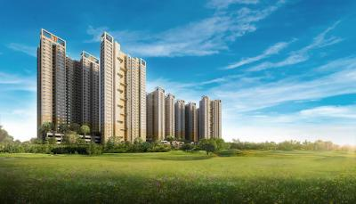 Gallery Cover Image of 800 Sq.ft 2 BHK Apartment for buy in Usshar Phase 1A, Maheshtala for 3152000