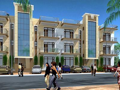 D M Satyam Swastik Apartments