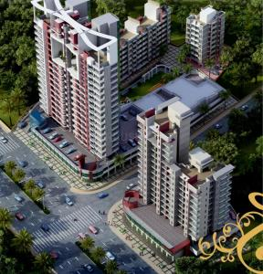 Gallery Cover Image of 1500 Sq.ft 3 BHK Apartment for rent in Avirahi Homes , Borivali West for 42000