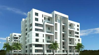 Gallery Cover Image of 1450 Sq.ft 3 BHK Apartment for buy in Nirmiti Crimson Dale, Baner for 11700000