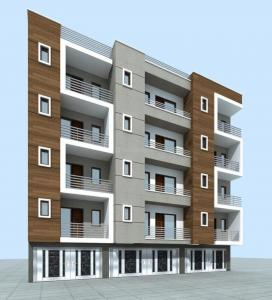Gallery Cover Image of 900 Sq.ft 2 BHK Apartment for buy in Krishna Homes, Sector 104 for 2900000