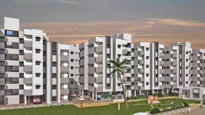 Gallery Cover Image of 666 Sq.ft 1 BHK Independent Floor for buy in Aakruti Township by Aroma Realties, Narolgam for 1400000