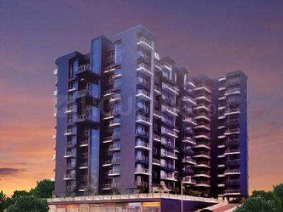 Gallery Cover Image of 1140 Sq.ft 2 BHK Apartment for rent in Shree Manas Manas Vasudha, Ulwe for 18000