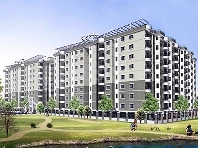 Gallery Cover Image of 1800 Sq.ft 3 BHK Apartment for buy in Shanders Alta Vista, Electronic City for 8600000