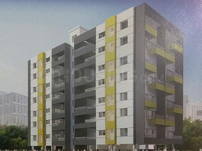 Gallery Cover Image of 700 Sq.ft 1 RK Apartment for rent in Nisarg Siddhi Nisarg, Wakad for 14000