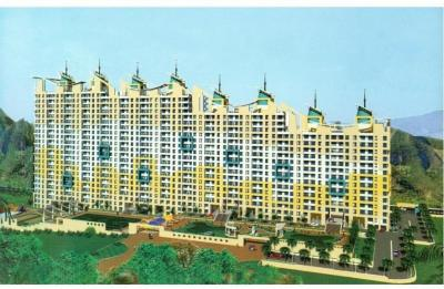Gallery Cover Image of 1050 Sq.ft 2 BHK Apartment for rent in Raunak Laxmi Narayan Residency, Thane West for 25000