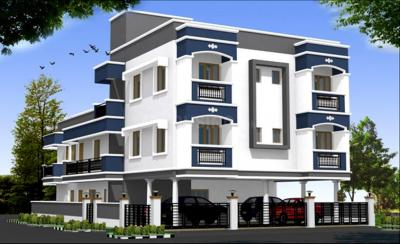 Gallery Cover Image of 600 Sq.ft 1 BHK Independent House for rent in Urapakkam, Urapakkam for 5500